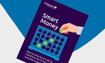 Smart Money - How to drive AI at scale to transform the financial services customer experience