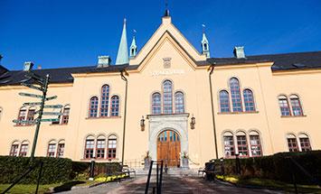 Stadshuset i Linköping