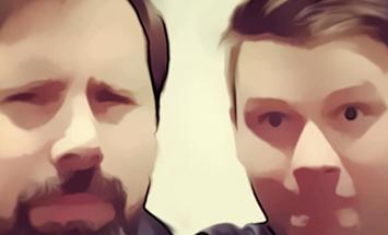 Jan Bidner och Mats Bjork