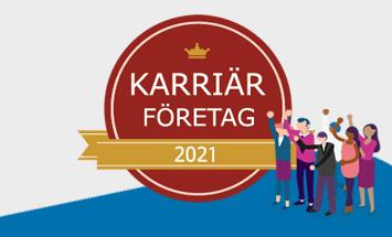 Karriärföretag 2021