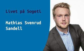 Mathias Svenrud Sandell