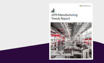 Manufacturing Trend Report 2019