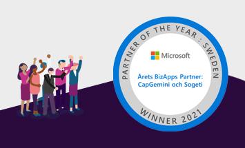 Microsoft Partner Award 2021