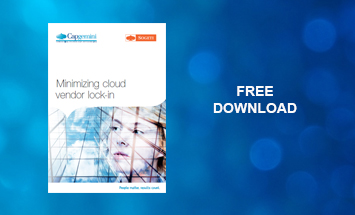 Cloud vendor-rapport