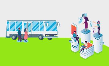 Jobba inom transportsektorn